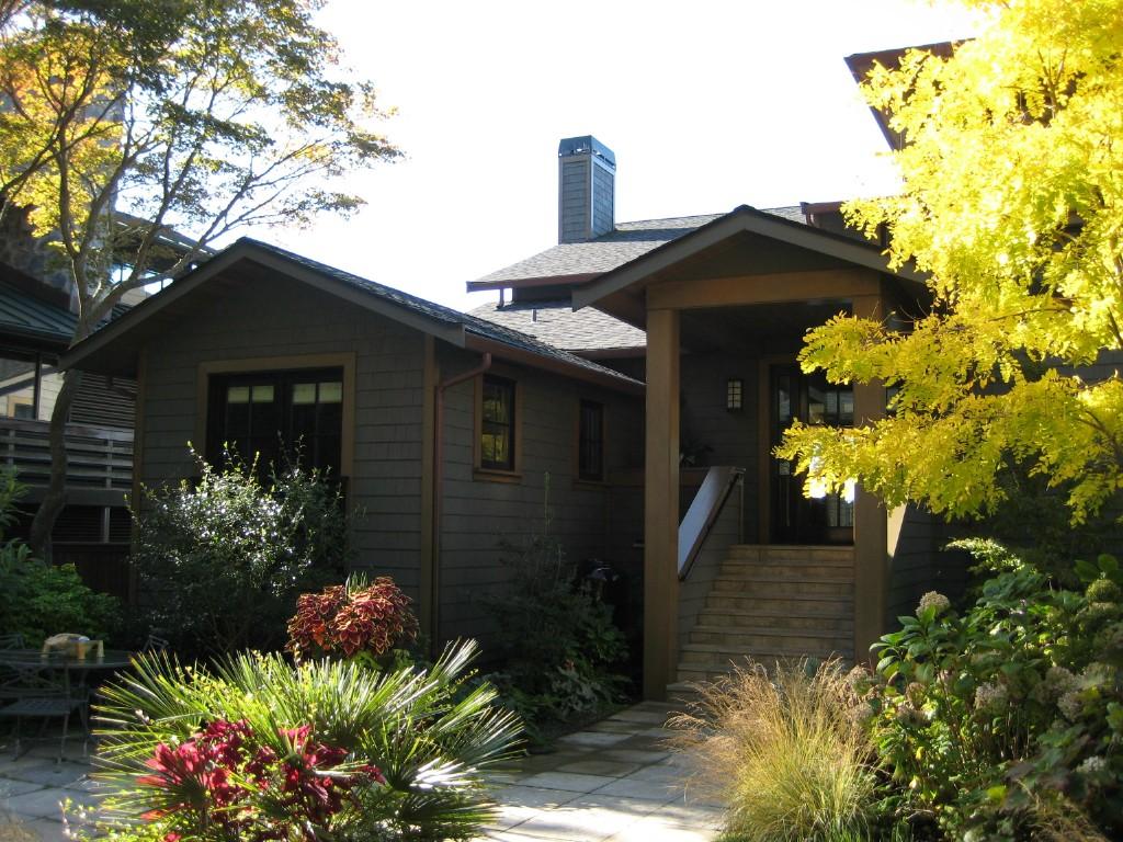 Alki Beach House West Seattle Seattle Architecture David Olson Architect David Olson